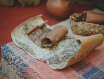 фото из музея льна и бересты в Костроме