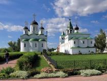 Спасо-Преображенский-монастырь